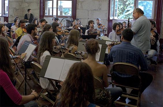Aula de Música na ESMAE | RuiPinheiro©