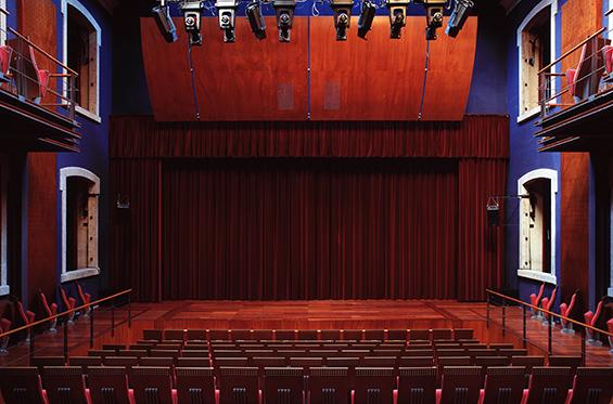 Helena Sá e Costa Theatre | P.Porto©
