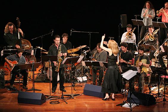 ESMAE Big Band | FranciscoBeja©