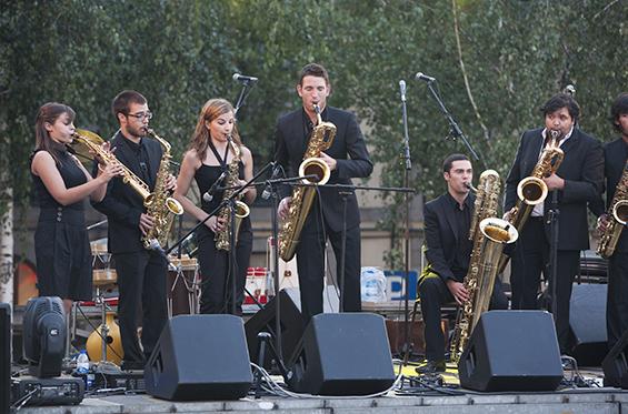 Orquestra Portuguesa de Saxofones | RuiPinheiro©