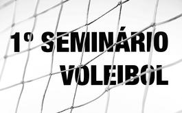 1.º Seminário de Voleibol
