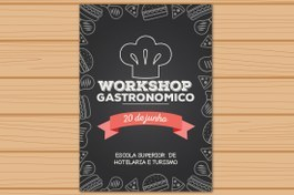 Workshop Gastronómico na ESHT