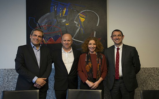 P.PORTO celebrates agreement with Barcelona's IFTL