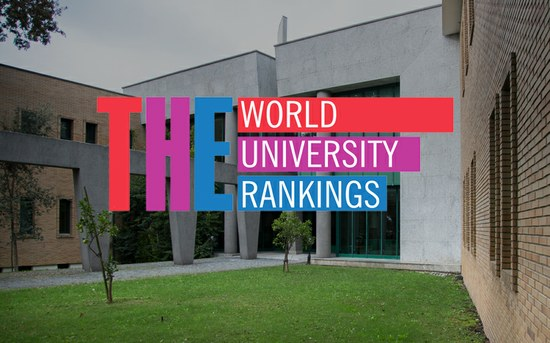 P.PORTO is for the first time in the world ranking of Times Higher Education