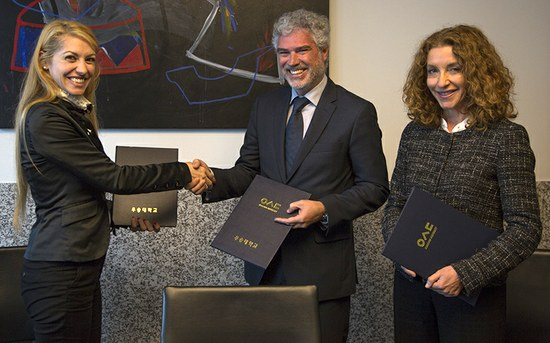 P.PORTO signs protocol with university of South Korea