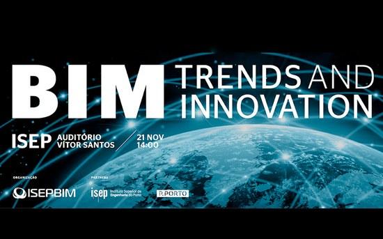 3.ª edição do BIM Trends and Innovation no ISEP