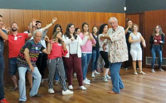 45.º Cursos Pedagogia Musical com Jos Wuytack