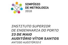 6.ª edição do Simpósio de Metrologia