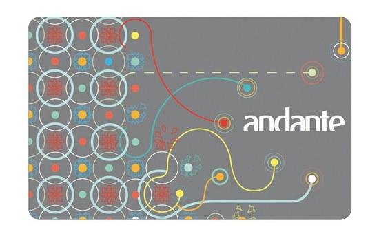 A nova imagem do Andante foi desenhada por alumni do P.PORTO