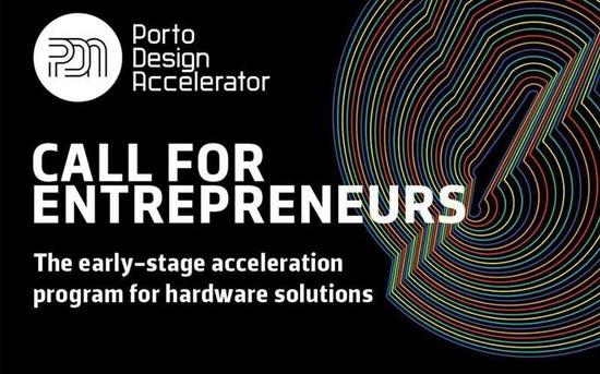 Abertas as candidaturas para o Porto Design Accelerator