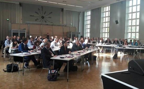 Ação Social levou Orçamento Participativo a Berlim