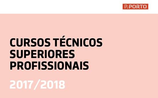 Acesso a Cursos Técnicos Superiores Profissionais 2017/18