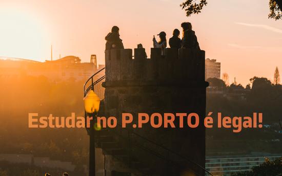 Alô Brasil: o P.PORTO está em direto