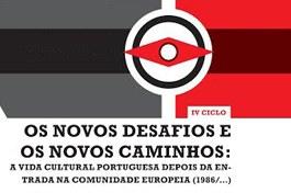 Ciclo de Conferências Geografia Cultural do Século XX Português