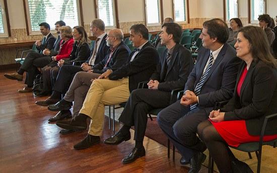 Constituída a equipa da nova Presidência do P.PORTO