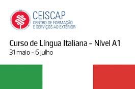 Curso de Língua Italiana (Nível A1)