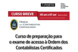 Curso de preparação para o exame de acesso à Ordem dos Contabilistas Certificados