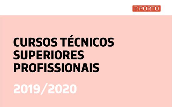 Cursos Técnicos Superiores Profissionais 2019/2020