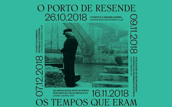 """Docente da ESE evoca o """"Porto de Resende"""""""