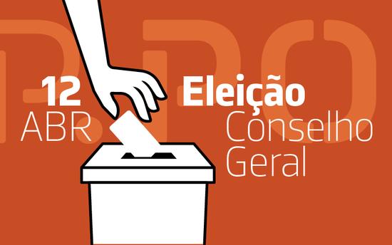 Eleições para o Conselho Geral P.PORTO