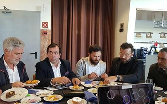 """ESHT acolheu a semifinal do concurso """"Delícia do Porto"""""""