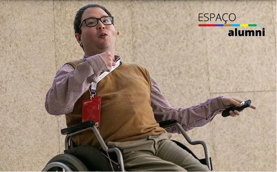 Espaço Alumni | Bruno Osório