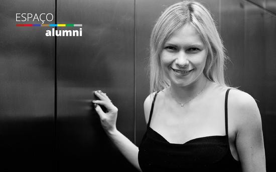 Espaço Alumni | Ianina Khmelik