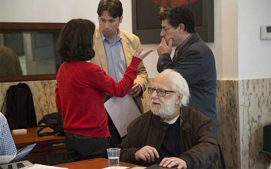 Internacionalização em debate com comitiva da Bósnia