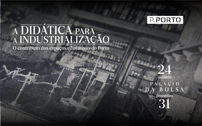Exposição: A Didática para a Industrialização