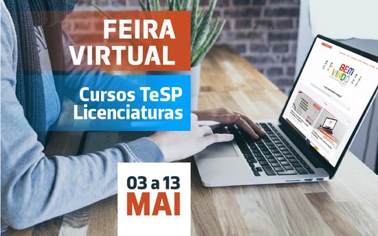 Feira Virtual P.PORTO | Cursos TeSP e Licenciaturas