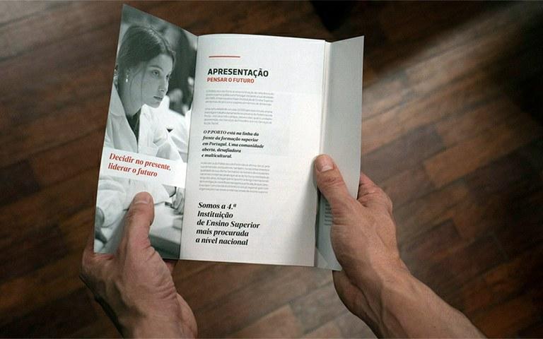 Folheto de Oferta Formativa 2017