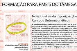 Formação para PME do Tâmega e Sousa 2016