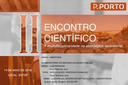 II Encontro Científico ACSP