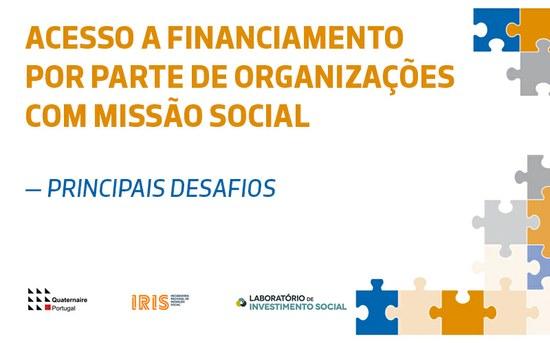 Banco Europeu de Investimento e IRIS apresentam estudo