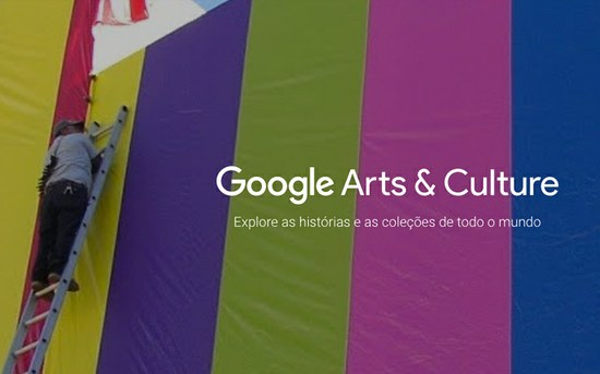 ISCAP forma parceria com o Google Cultural Institute