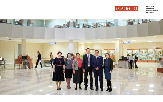 ISEP celebra acordo de cooperação académica com a Universidade de Surgut