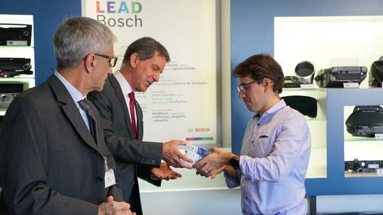 ISEP desafiado em concurso da Bosch