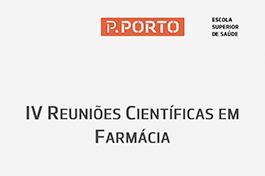 IV Reuniões Científicas de Farmácia