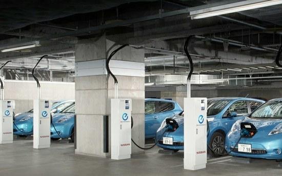 Onde posso carregar o meu veículo elétrico?