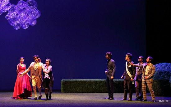 Ópera volta aos palcos do Teatro Nacional pela mão da ESMAE