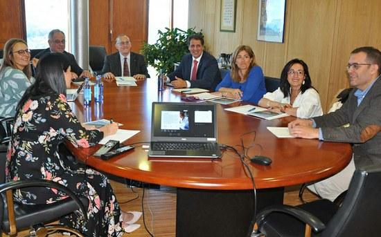 Assinatura de convénio com a Universidade de Vigo