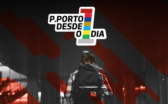 P.PORTO Desde o 1.º Dia 2019