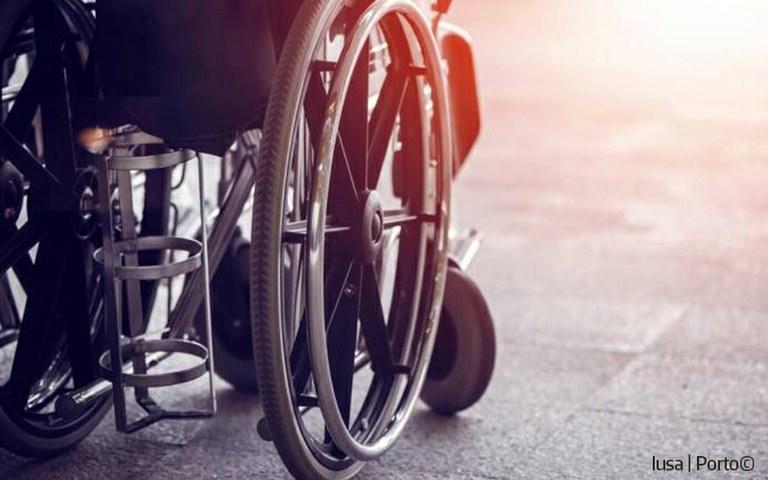 P.PORTO em projeto de cadeira de rodas inteligente