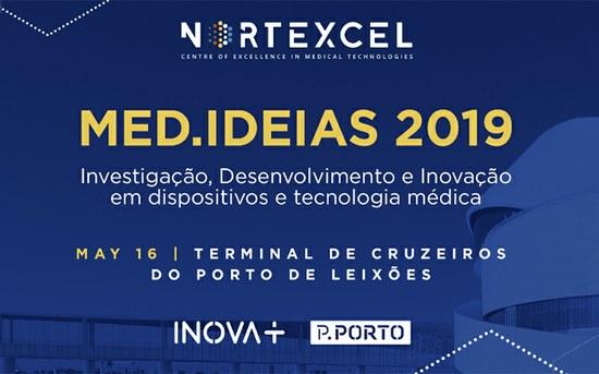 P.PORTO organiza evento final do MED.IDEIAS