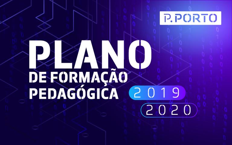 P.PORTO Plano de Formação 2019/20