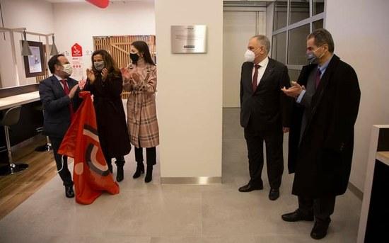 P.PRAÇA inaugurado com presença de Ministro