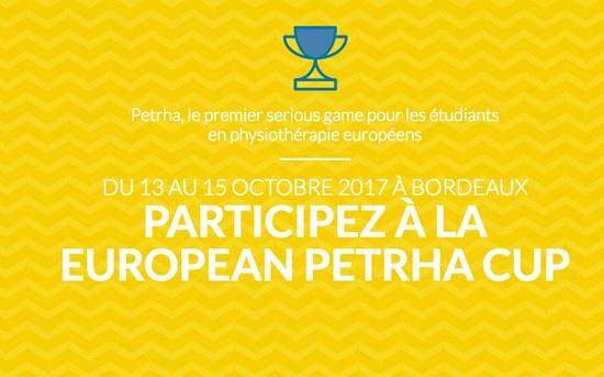 PETRHA: Um jogo sério para treinar estudantes europeus de fisioterapia
