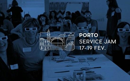 Porto Design Factory co-organiza Porto Service Jam