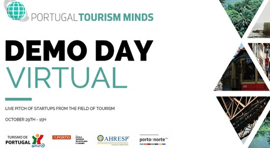 Portugal Tourism Minds Demo Day Virtual