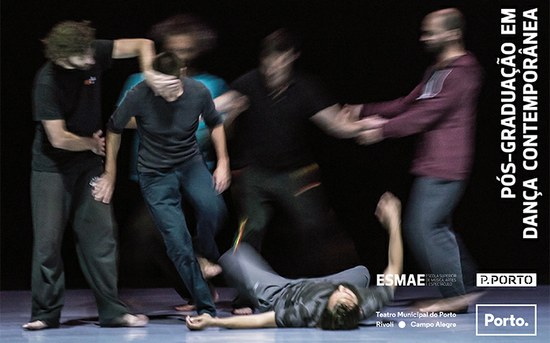 Pós-Graduação em Dança Contemporânea